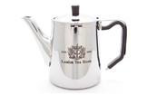 【紅茶専門店ならではの視点から生まれたティーポット】茶漉し付ステンレス製クラシックティーポット